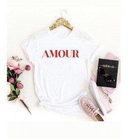 T-shirt femme AMOUR