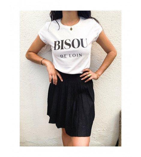 T-shirt Femme BISOU DE LOIN