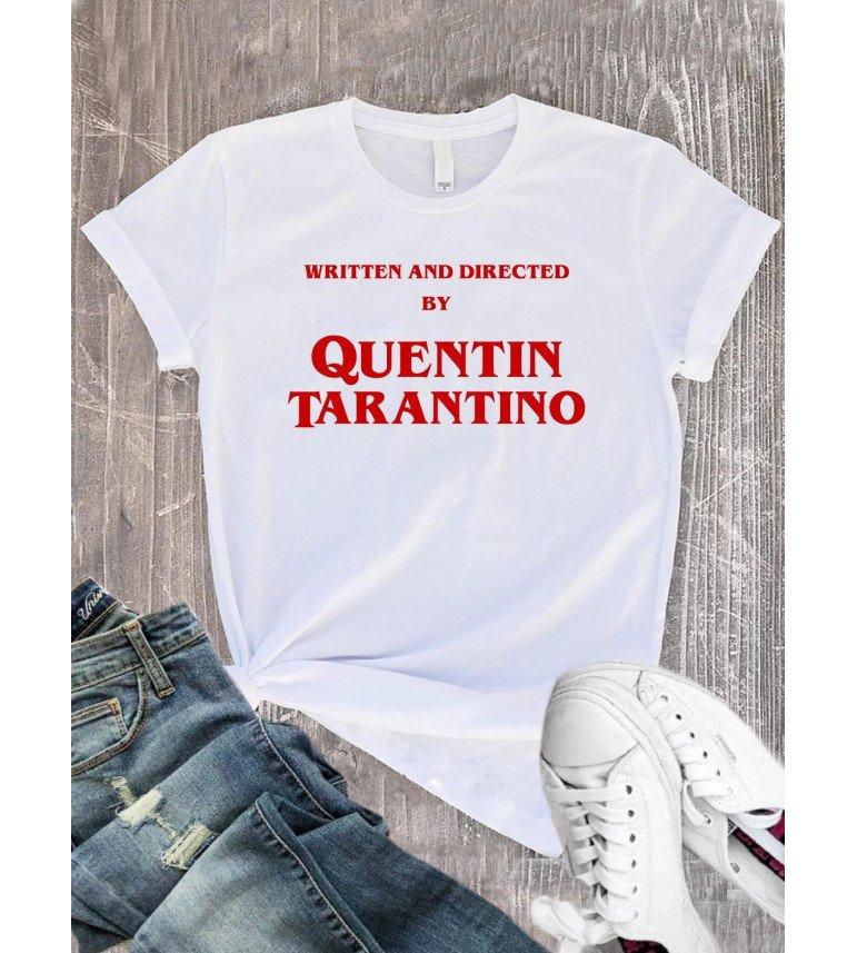 T-Shirt femme Quentin Tarantino