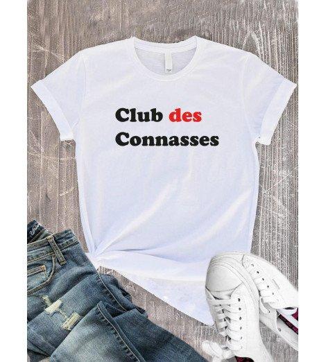 T-Shirt femme Club Des Connasses