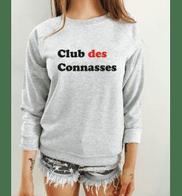 Sweat Femme CLUB DES CONNASSES