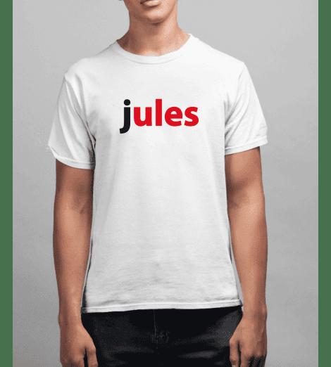 T-shirt Homme PRÉNOM NUTELLA PERSONNALISÉ