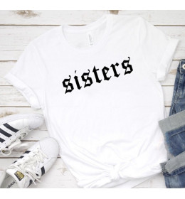 T-shirt Femme SISTERS