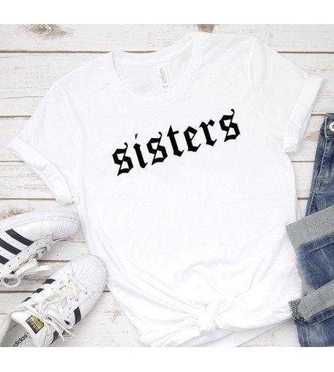 T-shirt Femme SISTERS