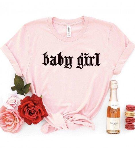 T-shirt Femme BABY GIRL