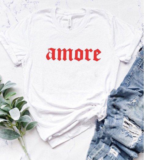 T-shirt Femme AMORE