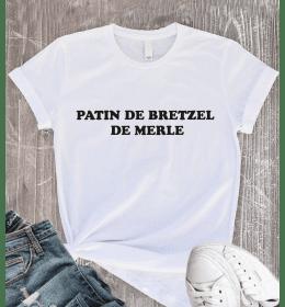 T-shirt Femme PATIN DE...