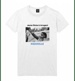 T-shirt homme blanc Bernard...