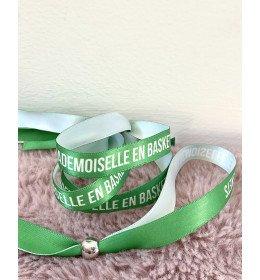 Bracelet satin Mademoiselle...