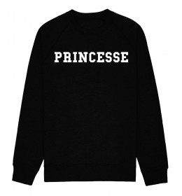 Sweat enfant PRINCESSE